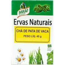 Chá Ervas naturais patas de vaca